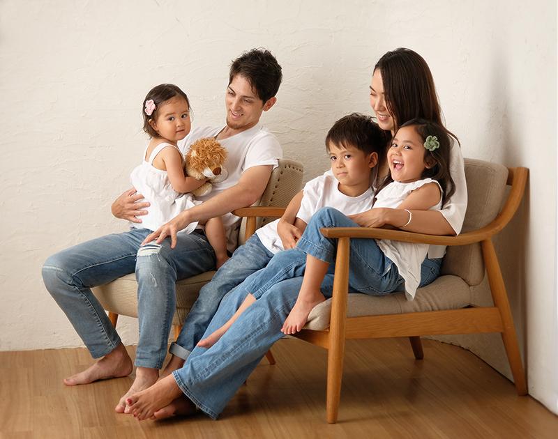 ほんわか家族写真展