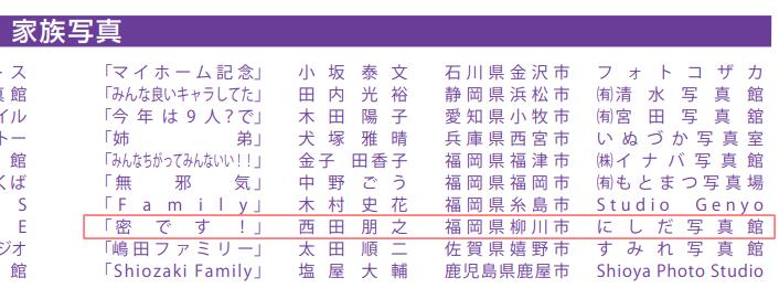 2021年富士フイルムテーマ賞